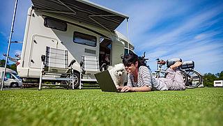 Je kunt moeilijker zonder wifi op vakantie