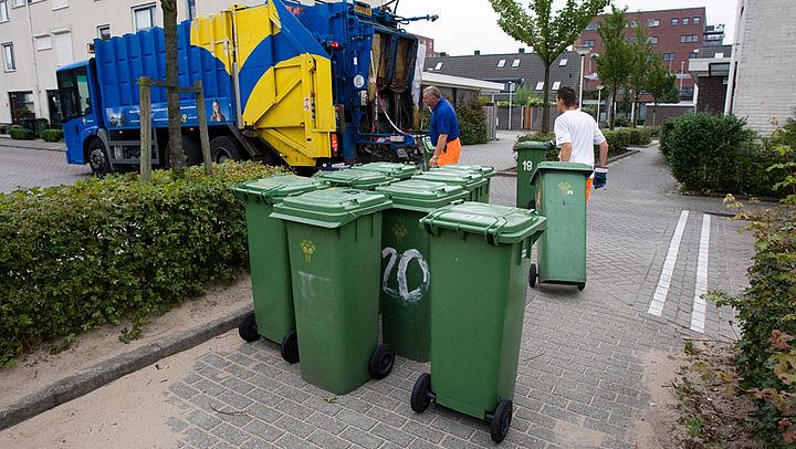 Landelijk probleem met afval ophalen door AEB