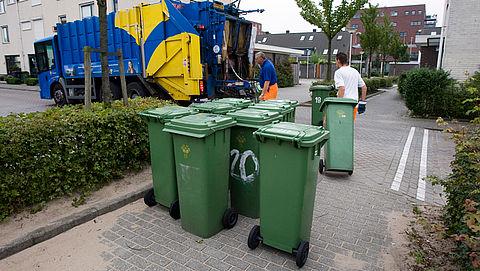 Landelijk probleem met afval ophalen door problemen AEB