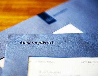 Eind van blauwe envelop is nabij