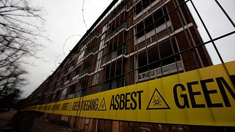 Asbest verwijderen kan sneller en goedkoper }