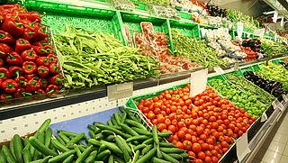 Biologische producten goedkoper in supermarkt