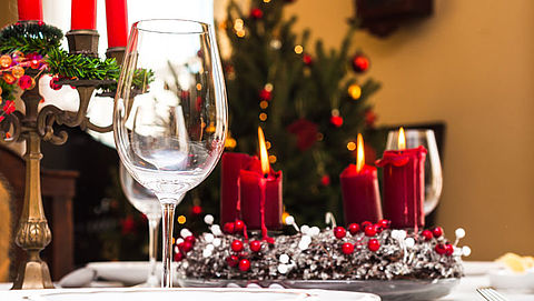 Kerstdinertrends: makkelijk en vegetarisch}