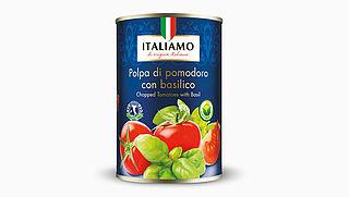 Lidl roept gehakte tomaten van Italiamo terug