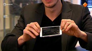 Laat Sony zijn Xperia-gebruikers weer barsten?