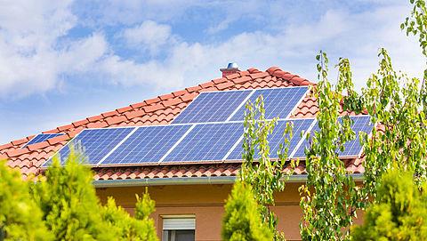 Hogere opbrengst zonnepanelen