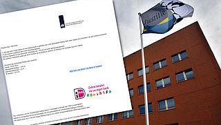 Opgelet: Valse mail over boete 'CJIB'