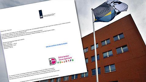 Opgelet: Valse mail over boete 'CJIB'}