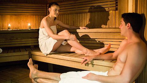 Geen overtredingen met camera's in sauna's