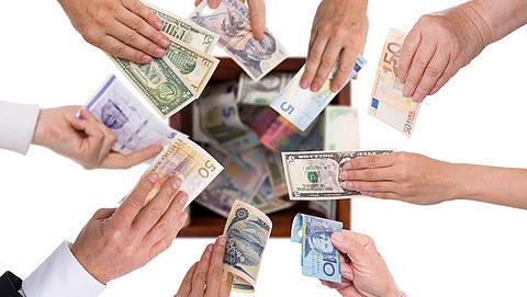 'Steeds meer mensen halen geld op via crowdfunding'}