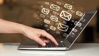Vaker dataroof via 'bekend' e-mailadres