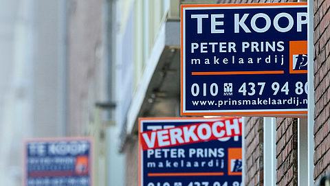 Verkoop van huizen niet minder door leennormen}