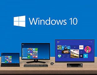 Microsoft komt met Windows 10