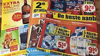 Krankzinnige aanbiedingen supermarkten door massaproductie