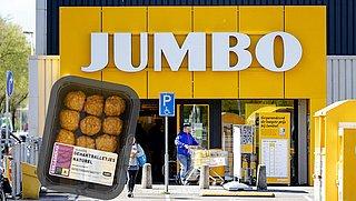 Jumbo haalt gehaktballetjes uit schappen, meerdere producten teruggeroepen