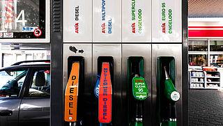 Tankstations moeten 'groene' benzine aanbieden