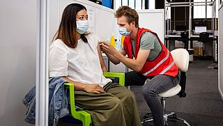 '70 procent werkgevers wil inzicht in vaccinatiestatus personeel'