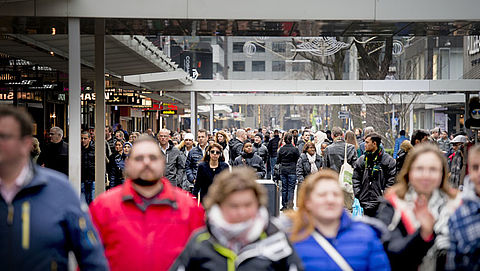 Daghorecazaken vullen gaten in winkelstraat