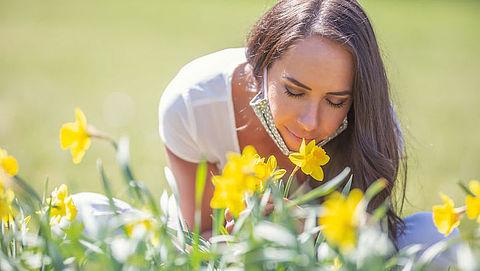 Helpt een mondkapje tegen hooikoorts?