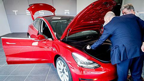 Geen reëel ontploffingsgevaar voor elektrische auto's