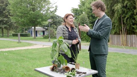Kun je beter planten dan bloemen cadeau doen? | Fons checkt duurzame tips