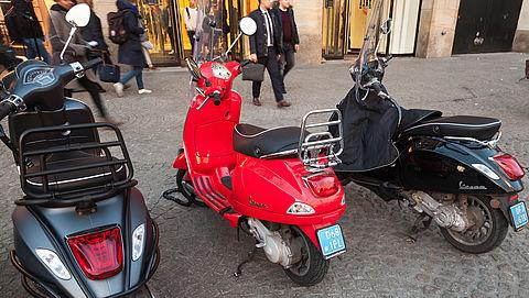 Diefstal van scooters en brommers neemt toe