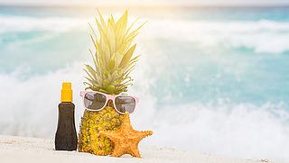 Sommige zonnebrandsprays met factor 30 bieden onvoldoende bescherming