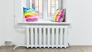 Droge lucht in huis, helpt een waterbakje aan de verwarming?