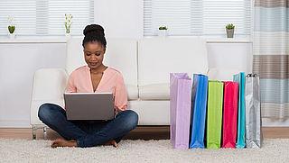 Aantal Nederlanders dat online shopt nog steeds in de lift