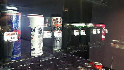 Illegale alcoholverkoop in automaten ontdekt bij grote hotelketen