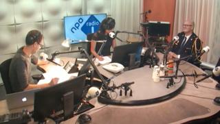 Radio-uitzending 14-10-2017