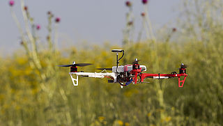 Voorlichtingscampagne voor drones van start