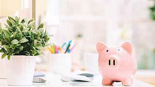'Voorlopig geen negatieve rente bij kleine spaarder'