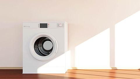 Wasmachine zonder beton beter voor milieu en verhuizersrug
