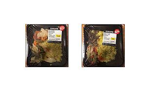 Hoogvliet roept nasi-maaltijd met verkeerd etiket terug