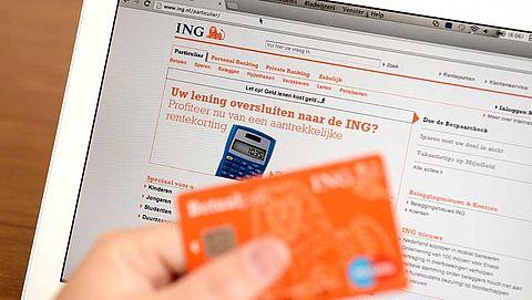 Consumentenbond: 'Oplichting mogelijk met papieren TAN-codes ING'