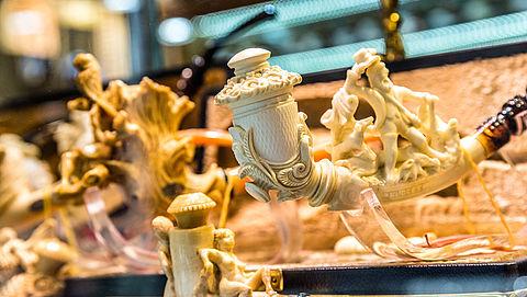Ondanks verbod nog steeds veel illegaal ivoor te koop