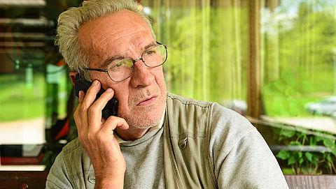 Oplichters aan de telefoon, grote kans dat ook jij gebeld wordt