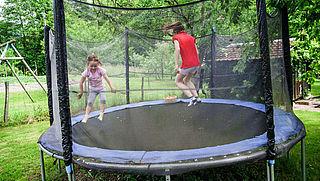 NVWA verbiedt verkoop van vijftien trampolines