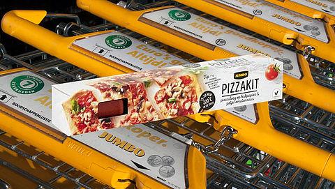 Terugroepactie: Ook pizzapakket Jumbo bevat mogelijk kleine metaaldeeltjes
