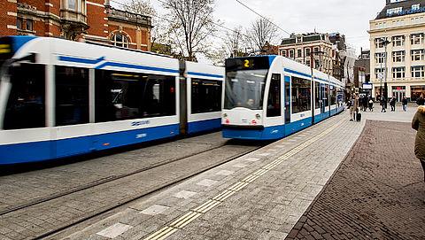 Ook in Amsterdamse tram geen contant geld meer}