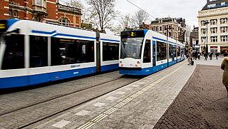 Ook in Amsterdamse tram geen contant geld meer