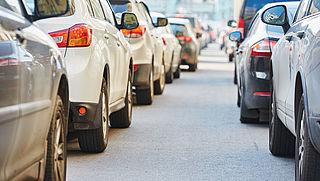 Automobilist in Den Haag het meest vertraagd