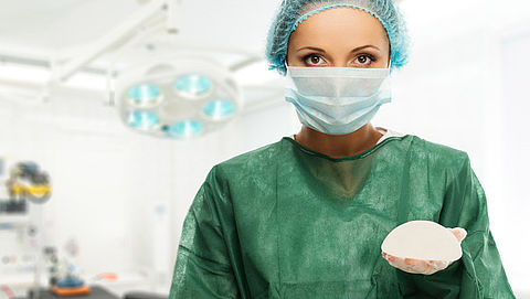 Weinig gevaar bij borstimplantaten Silimed}