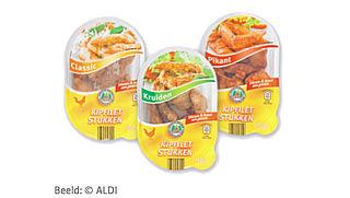 Kipfiletstukjes ALDI teruggeroepen