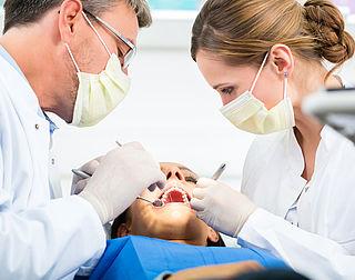 Meldpunt voor klachten tandartsverzekering