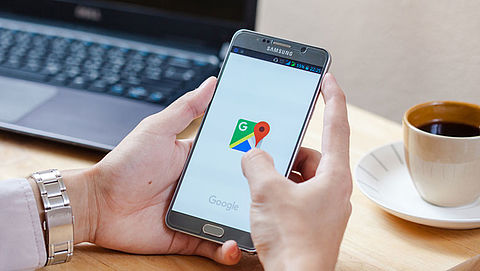 Google Maps voorspelt hoe druk het openbaar vervoer is