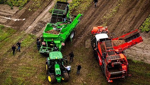 Nederlander onwetend over verband voedselproductie en natuurverlies}