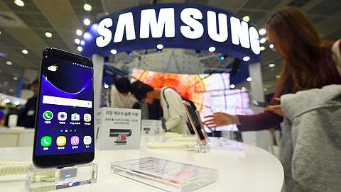 'Nieuwe Samsung S7 binnenkort niet meer technisch ondersteund'}