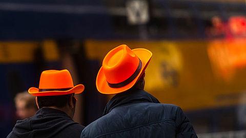 NS: speciale Oranjedienstregeling tijdens Koningsdag